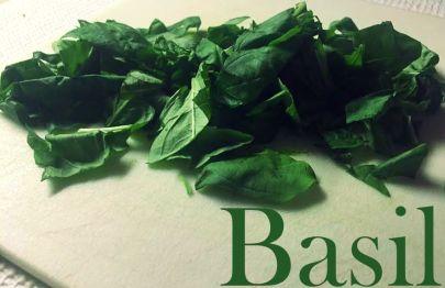 Pesto Post Chopped Basil DONE
